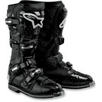 Black Tech 8 Light Boots - 2011011-10-14