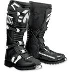 Black M1.2 ATV CE Boots - 34100910
