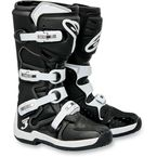 Black/White Tech 3 Boots - 201307-12-14