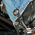 6 in. V-Twin Boot Straps - BBSVT6