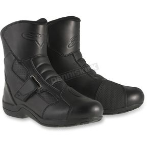 Alpinestars Black Ridge Waterproof Boots - 2442015-10-40