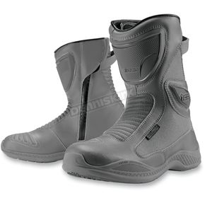 Icon Gray Reign Waterproof Boots - 3403-0331