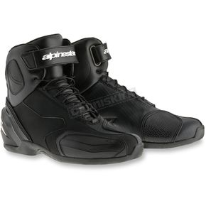 Alpinestars Black SP-1 Vented Shoes - 2511315-10-39