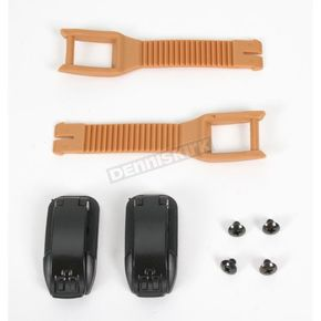 Icon Replacement Buckles and Straps-Wheat  - 3430-0106
