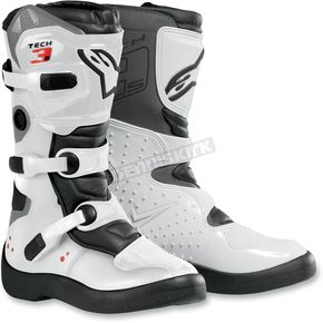 Alpinestars Youth Tech 3S Boots - 2014011-21-1