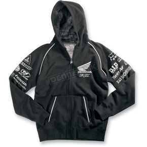 Fox Honda Sasquatch Zip-up Hoody - 45860-001