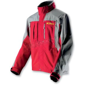 Klim Red Tomahawk Parka (Non-Current) - 3371-003-140-100
