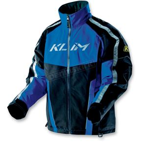 Klim Blue Kinetic Jacket - 4092