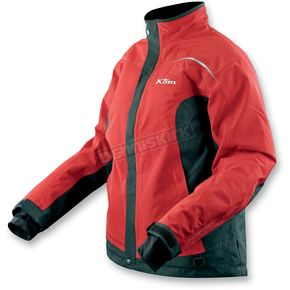 Klim Womens Red Allure Parka - 3369