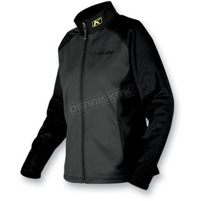 Klim Womens Black Sundance Jacket (Non-Current) - 3146-160-000