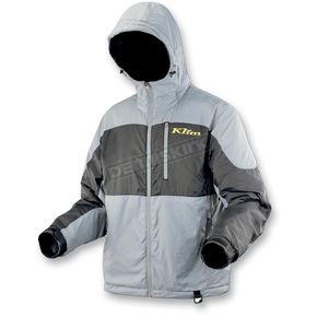 Klim Gray Torque Jacket (Non-Current) - 4080-140