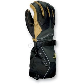 Klim Black Summit Gloves (Non-Current) - 3088-000-130-000
