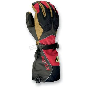 Klim Red Summit Gloves (Non-Current) - 3088-000-140-100