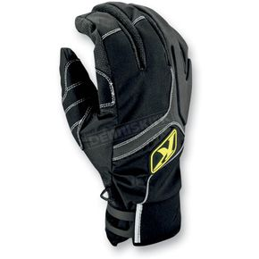 Klim Black Powerxcross Gloves - 3338
