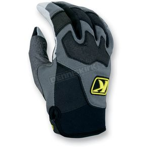 Klim Black Dakar Gloves (Non-Current) - 3167-001-160-000