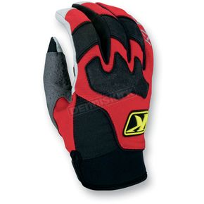 Klim Red Dakar Gloves - 3167-160