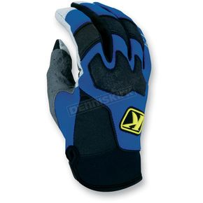 Klim Blue Dakar Gloves - 3167-130