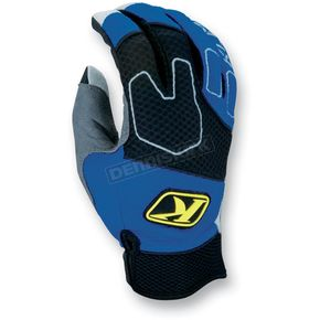 Klim Blue Mojave Gloves - 3168-140