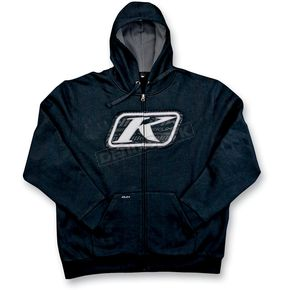 Klim Youth Black Rider Hoody (Non-Current) - 6012-002-000