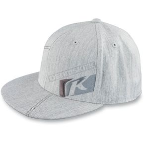 Klim Gray Edge FlexFit Hat - 3231-140