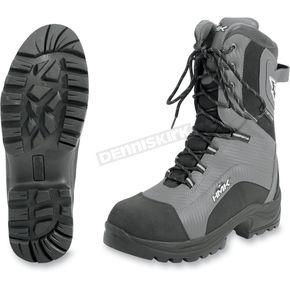 HMK Voyager Gray/Black Boots - VOYAGER