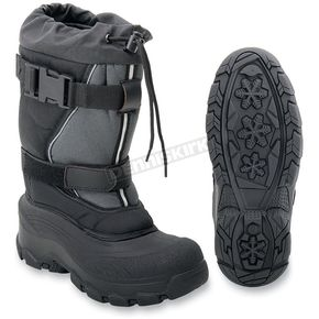 Altimate Cobra Black Boots - COBRA10