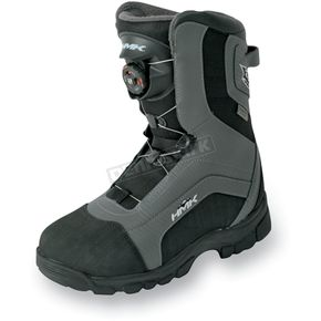 HMK Gray Voyager Boa Boots - Voyager Boa