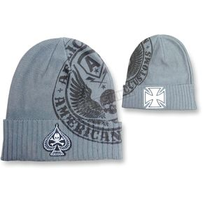 Affliction Death Club Beanie - A-5054-OS