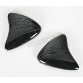 Alpinestars Replacement Black Calf Sliders  - 25SLIGAT-NE