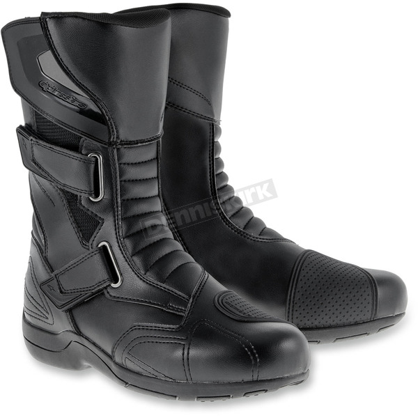 Alpinestars Black Roam 2 Waterproof Boots - 2441014-10-45