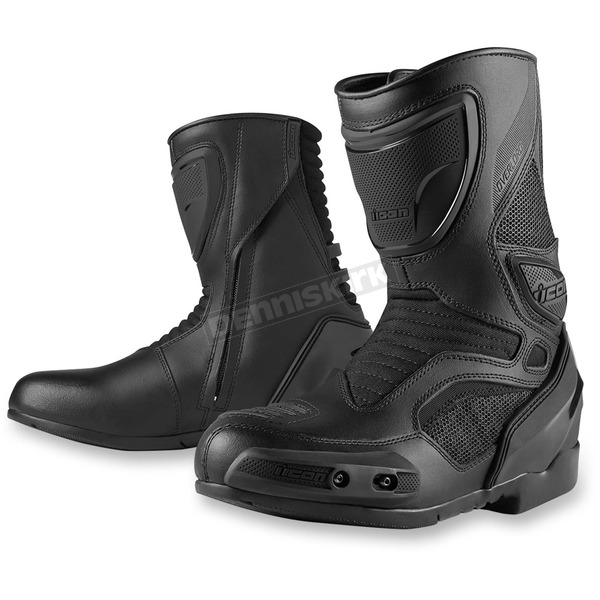 Icon Stealth Overlord Boots - 3403-0591