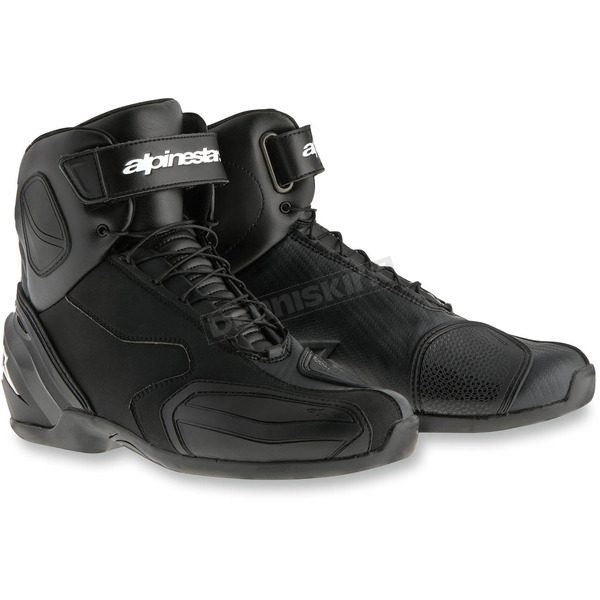 Alpinestars Black SP-1 Vented Shoes - 2511315-10-40