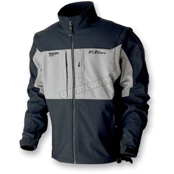 Klim Gray Inversion Jacket - 3349-130