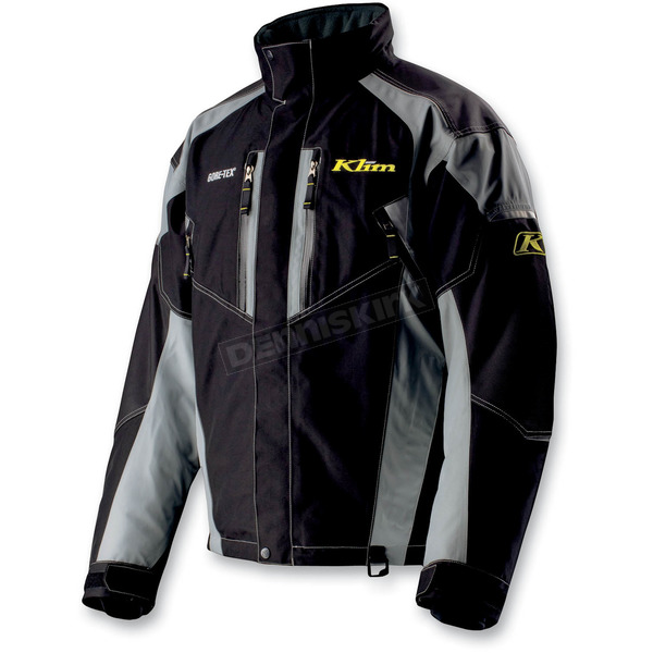 Klim Black Vector Parka - 4047-000