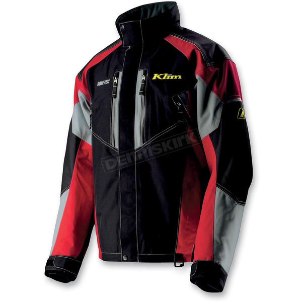 Klim Red Vector Parka (Non-Current) - 4047-000