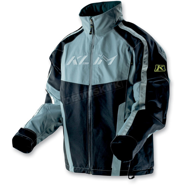 Klim Black Kinetic Jacket (Non-Current) - 4092-000