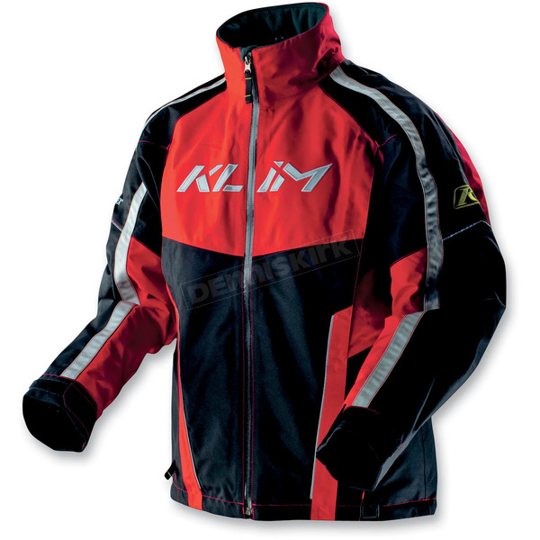 Klim Red Kinetic Jacket - 4092-000-140-100