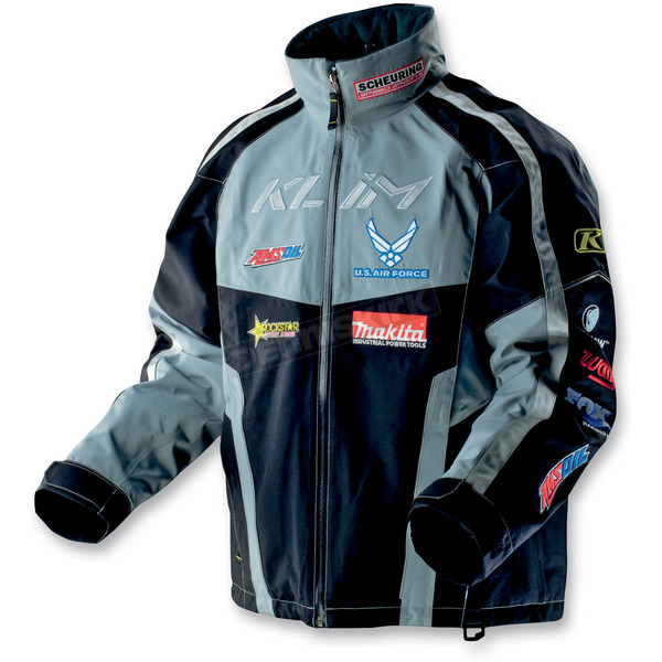 Klim Kinetic Scheuring Race Theme Jacket (Non-Current) - 4092-000
