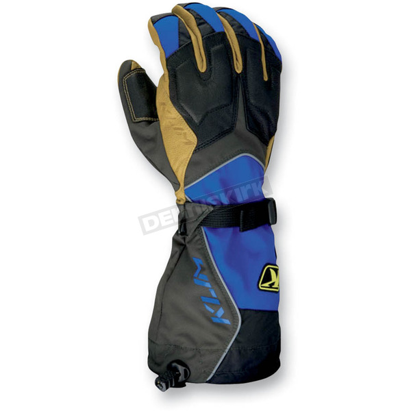 Klim Blue Summit Gloves (Non-Current) - 3088-000-140-200