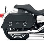 Large Throw-Over Drifter Slant Saddlebags - 3501-0319