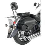 Large Throw-Over Standard Revolution Saddlebags - SB1901