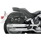 Jumbo Custom-Fit Desperado Slant Saddlebags - 3501-0442