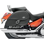 Rigid-Mount Specific-Fit Drifter Teardrop Saddlebags - 3501-0469