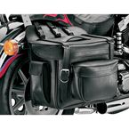 Plain XXXL Box-Style Detachable Saddlebags - 9902P