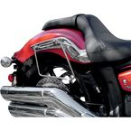 Custom Saddlebag Guards - 140-304