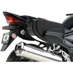 Black Mini Expandable Sport Saddlebags - CL-890
