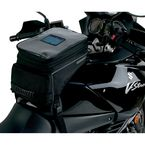 Black Adventure Touring Tank Bag - CL-1050