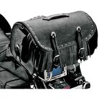 Large Traveler Bike Rack Bag w/Rivets - 3001RCF