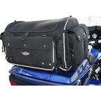 Black Daytona Rack Bag - 105077