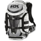 White Trooper Backpack - 3517-0330